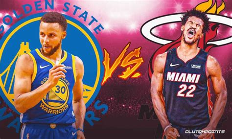 NBA odds: Warriors vs. Heat prediction, odds, pick, and more