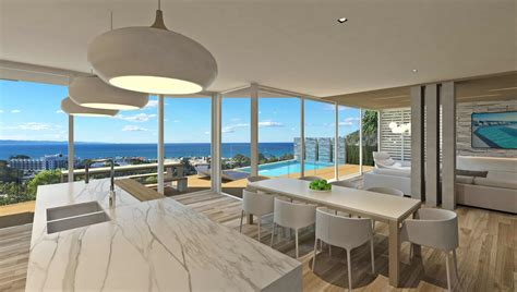 noosa view house chris clout design