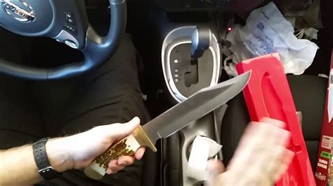 Break Up Country Bowie Knife At Walmart