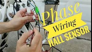 Nos Urb-e - Mods  Phase  U0026 Hall Sensor Wiring