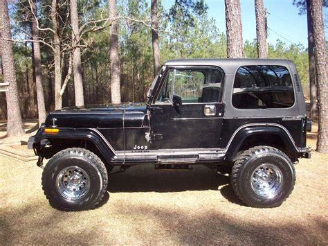 jeep yj 1988 jeep wrangler pictures cargurus