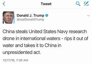Donald Trump Misspells 'Unprecedented' as 'Unpresidented ...