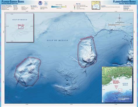 maps office  national marine sanctuaries