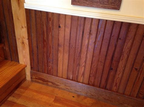 Vintage Recycled Wainscoting  Minwax Blog