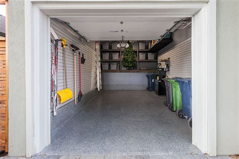 one car garage q a find out why his one car garage makeover