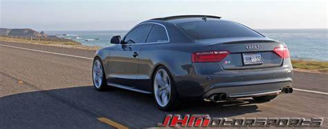 2008 Audi S5 1/4 Mile Drag Racing Timeslip Specs 0-60