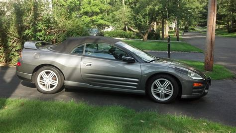 2003 Mitsubishi Eclipse Gt Specs by 2003 Mitsubishi Eclipse Spyder Pictures Cargurus