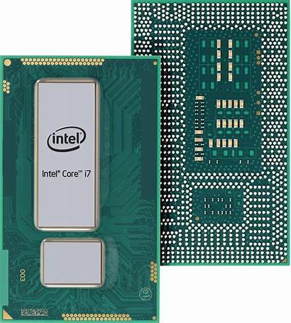 Intel Broadwell Chips Core Chip System Soc