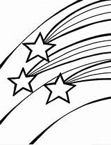 Coloring Pages Star Stars Printable Sheets sketch template