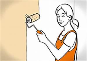 Verputzte Wand Tapezieren : w nde und b den ratgeber und wissenswertes zu diesen finden sie bei obi ~ Markanthonyermac.com Haus und Dekorationen