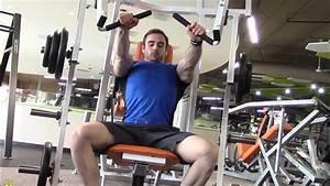 Bajheerairl - Chest Day  Push Workout - Natural Bodybuilding Gym Vlog