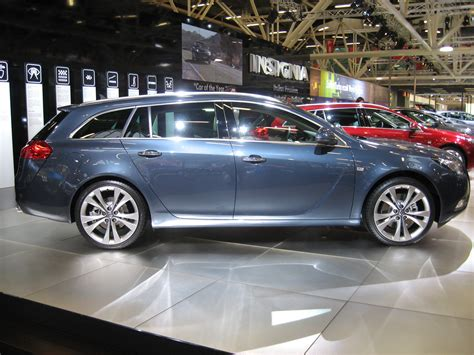 Opel Insignia Sw by File Opel Insignia Sw Side View Jpg Wikimedia Commons