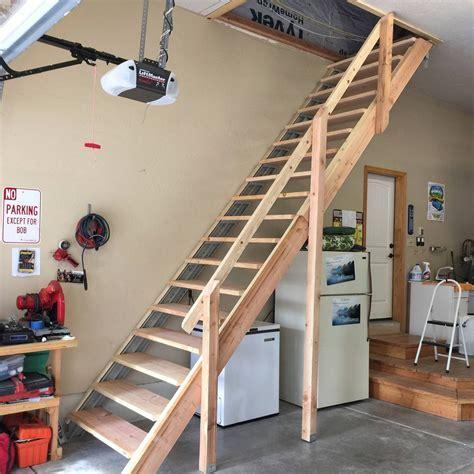 Heavy Duty Garage Attic Stairs ? Attic Ideas
