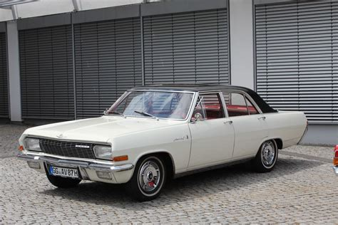 Opel Diplomat by Opel Kapit 228 N Admiral Diplomat A
