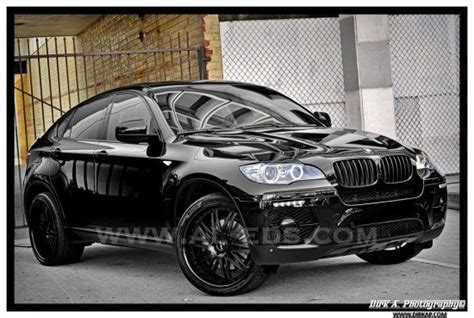 Bmw. Blacked Out.