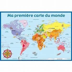 Carte Du Monde à Gratter Maison Du Monde : poster ma premiere carte du monde achat vente livre parution pas cher cdiscount ~ Teatrodelosmanantiales.com Idées de Décoration