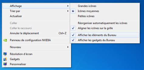 r uire les icones du bureau problèmes windows aidewindows