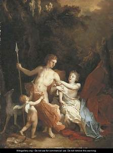Venus and Adonis - Nicolas de Largilliere - WikiGallery ...