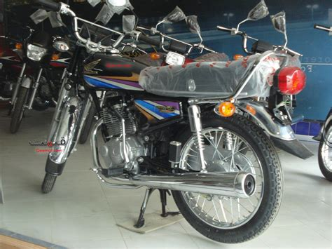 Honda Cg 125 Motorcycle Price In Pakistanprices In Pakistan