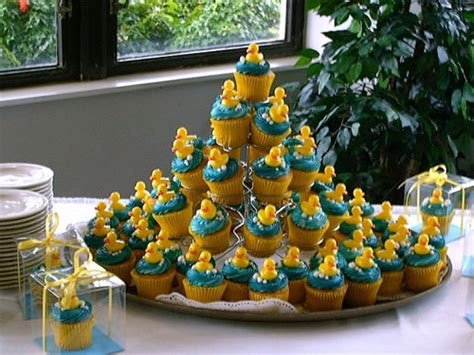 Rubber Ducky Baby Shower Decoration Ideas  Baby Shower