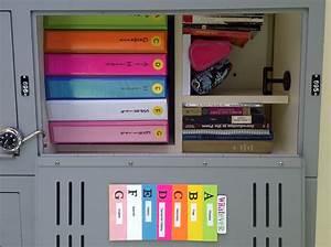 The 25 Best Locker Organization Ideas On Pinterest Diy