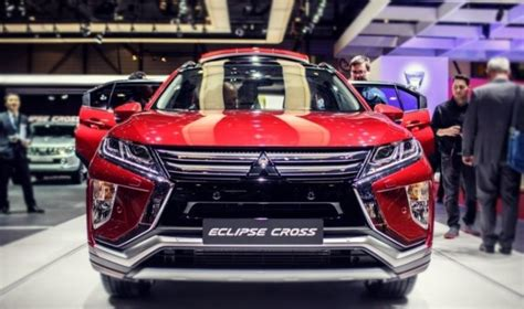 mitsubishi eclipse cross review specs nissan alliance