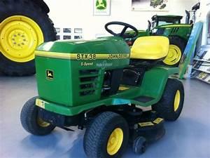 John Deere Rasenmähertraktor : john deere stx38 tracteur tondeuse ~ Eleganceandgraceweddings.com Haus und Dekorationen