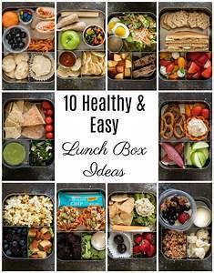 Pancake PB Banana Sandwich and 10 Healthy Lunch Box Ideas ...