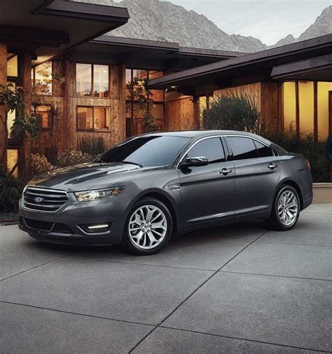 2018 Ford® Taurus Sedan  Photos, Videos, Colors & 360