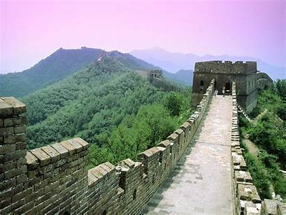 China Wall Forest Wallpapers Resolution Mountain Background
