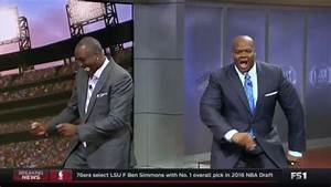Frank Thomas Happy Dance GIF by FOX Sports: Watch. Enjoy ...