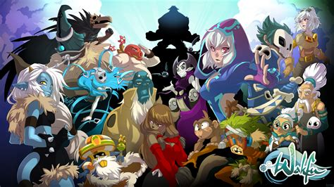 Wakfu Anime Wallpaper - 4e anniversaire de wakfu wallpapers m 233 dias wakfu