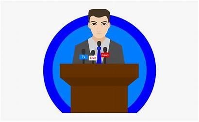 Clipart President Political Icon Leader Presidents Cartoon