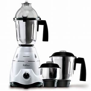 Buy Morphy Richards Icon Dlx 600 Watts Mixer Grinder