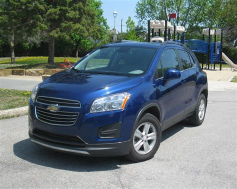 Chevrolet Trax 2016 by Chevrolet Trax 2016 Essais Routiers Actualit 233 S