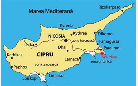 Harta cipru, harta cipru, harta ciprului, map cipru, map. CIPRU
