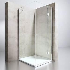 Duschkabine Mit Duschtasse : echtglas duschkabine duschabtrennung dusche duschwand duschtasse eckig ravenna5 ebay ~ Frokenaadalensverden.com Haus und Dekorationen