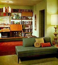 retro wohnzimmer mid century modern thunderbirds