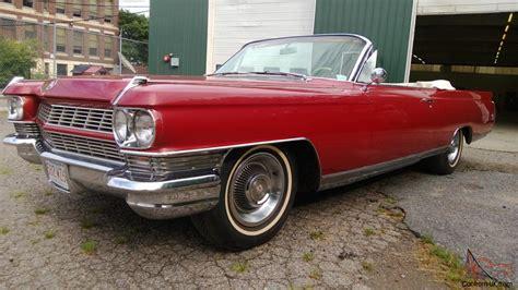 1964 Cadillac Eldorado Biarritz 70l