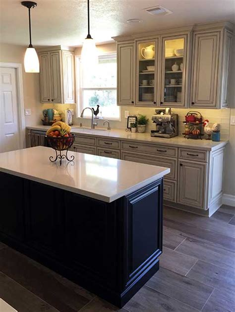 semi custom kitchen cabinets including schrock  waypoint
