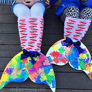 83+ Mermaid Crafts For Toddlers - Journal Mermaid Crafts