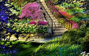 Modern Beautiful Gardens Hd Photo