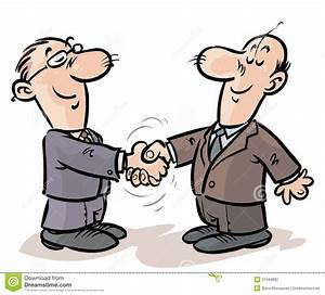 Businessmen Handshake. Stock Photography - Image: 31544892