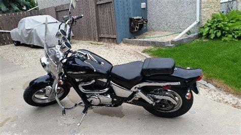 Suzuki Motorcycle Windshields by Suzuki Marauder Vz800 Windshields Brick7 Motorcycle