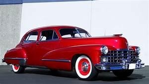 1947 CADILLAC FLEETWOOD 60 SPECIAL 4 DOOR SEDAN - 117444