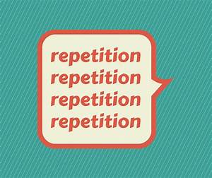 Tips to Avoid Repetition in Your Writing