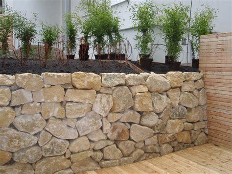 Mörtel Für Natursteinmauer by Natursteinmauer Trockenmauer Gr 252 Nwertgr 252 Nwert