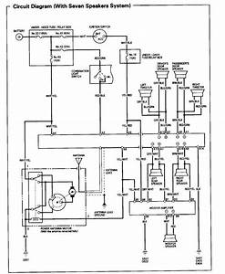 96 Honda Prelude Engine Wiring Diagram
