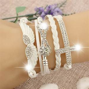 2017 New Fashion Jewelry Accessories Elegant Friendship