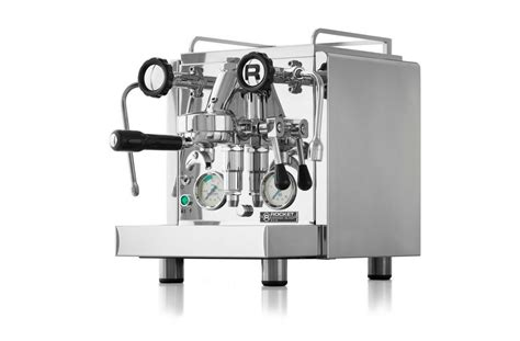 Featuring a pid system for the group and steam boiler and dual pressure gauges, this a: Rocket Espresso R58 Espresso Machine - Open Box   Rocket espresso machine, Rocket r58 ...